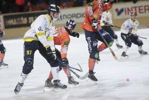 David Jansson hade en produktiv afton på Sävstaås och levererade två mål och en framspelning under matchen.