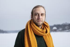 Simon Magnusson P1 Sveriges Radio Foto: Mattias Ahlm/Sveriges Radio