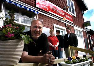 Så såg det ut 2009 när ST berättade om premiären för Conny Jonsson som butiksägare.