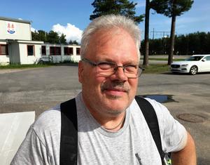 Roger Pettersson, 59 år, betongarbetare, Sundsvall:
