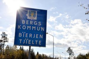 Therese Kärngard, Socialdemokraterna i Berg talar om vad som är på gång i hennes kommun