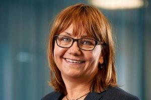 Maria Humla, generaldirektör på SPV.
