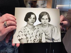 Butiken Rakel och Lea är döpt efter Annika Törnbergs mans mostrar.
