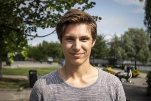 Pär-Albin Persson, 18, Elev, Sundsvall.