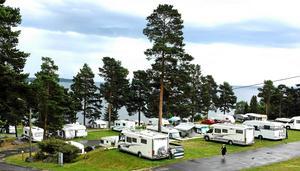 Fläsians camping har varit en god affär för de tidigare ägarna i många år.