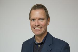 Sven-Erik Kallin arbetar på Norrtelje tidning. Hans anhöriga anmälde honom som försvunnen på tisdagen.