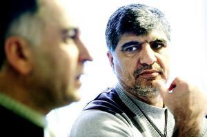 Ahmet Tutay och Yasar Borak.