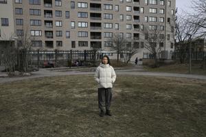 Här, i parken mellan Södertälje science park och Tom tits experiment, planerar Södertälje kommun att skapa en mötesplats för boende, studenter och besökande. Bakom konstnären Afaina de Jong vill kommunen se ett kafé. Mitt i parken ska Afainas konstverk ta plats.