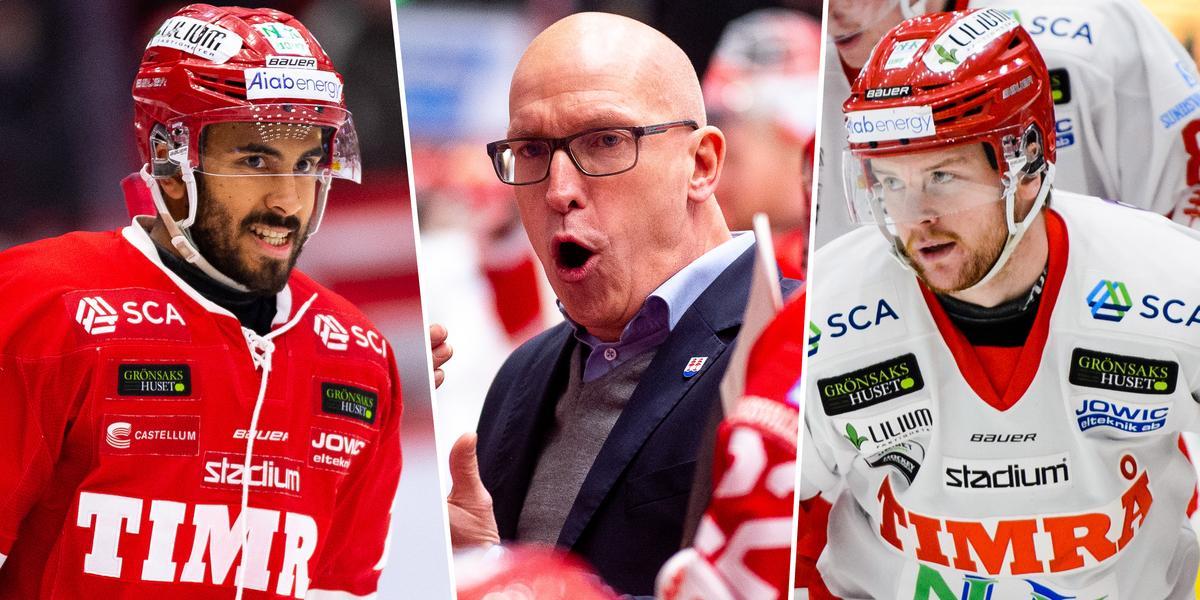 Timrålägrets ilska efter kaosmatchen – vill förändra svensk hockey: