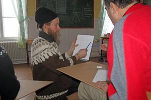Eldsjälen bakom konstskolan är Adam Powers.  Tillsammans med Abdallah Karkout  håller han nu i den nystartade projketet.