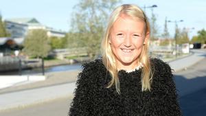 Lisa Leyonberg, 9 år, skolelev, Sundsvall: