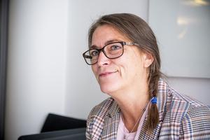 Uppdraget som liberal ledarskribent för Tidningen Ångermanland i Härnösand, Sollefteå och Kramfors, är utmanande men också roligt, tycker Sofia Mirjamsdotter. Hon har tidigare varit ledarskribent för Sundsvalls Tidning i sex år.
