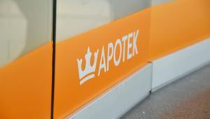 Kronans apotek på Borlänge sjukhus stänger den 5 juni. Foto: Pressbild.