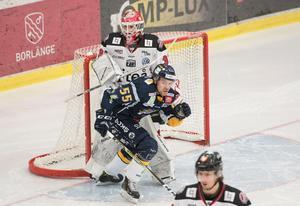 4–0 efter två perioden men det skulle ytterligare tre Borlängekassar.