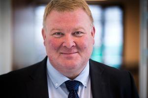 Sundsvall Hockeys ordförande Magnus Svensson
