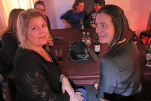 Jessica Lauritzen och Marie Sahlin besöker Gästis då och då.