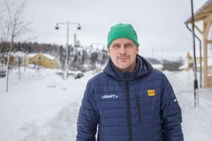 Niclas Brodin ser gärna att Stugsundsudden utvecklas ytterligare i framtiden.