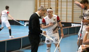 Sebastian Wahlgren, tränare NIF.