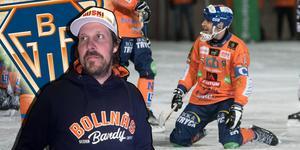 Daniel Mossberg och Andreas Westh – veteraner i Bollnäs. FOTO: Peter Axman/Victoria Mickelsson