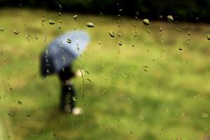 Regnet kommer fortsatt att hålla i sig. Foto: Erlend Aas / Scanpix