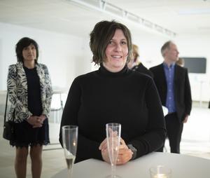 Anne Heinemann var nominera och har ett snickeriföretag.