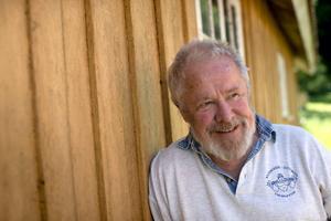 Skådespelaren och kommunisten Sven Wollter. Foto: Björn Larsson Rosvall