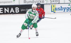 Janne Rintala och VSK hittade aldrig sin bästa rytm i en tung andra halvlek mot ett effektivt Edsbyn.