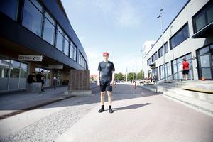 Jonas Arntzen är på plats i Örebro och blickar nu framåt mot den nya säsongen.