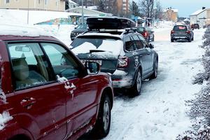 Bristen på parkeringar fick före detta stadsarkitekten Mats Ökvist att författa ett överklagande av den nya detaljplanen för Bro 4:4.