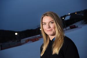 Lisa Andersson, Gävle Alpina. Bild: Joel Marklund/Bildbyrån