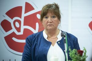 Maria Nerpin (S) har skrivit ett initiativärende till Kultur- och fritidsnämnden angående skidspåren i Torvalla. Partiet har svängt i frågan och vill att det omprövas.