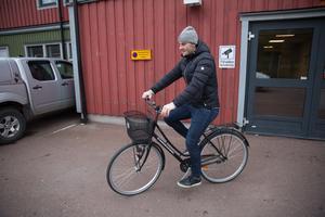 Johan Persson rullar vidare i livet...