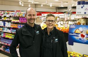 Leif och Annika Nilsson jobbar inte bara ihop – de är också gifta.