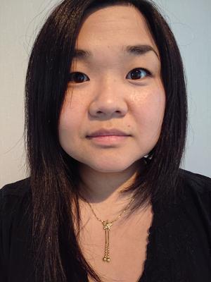 Madeleine In Hwa Björk, finalist i lyssnarnas sommarvärd i P1. Foto: Privat.