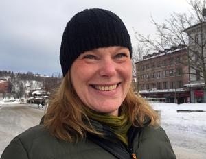 Helene Wahlström, 51 år, undersköterska, Skönsmon