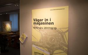 I samband med flytten har Dalarnas museum en utställning