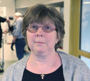 Margareta Carlsson, Vänsterpartiet i Lekeberg.