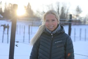 Johanna Bergqvist har vunnit mittsvenska championatet  fem år i rad.