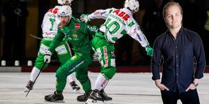 VSK–Hammarby i kvartsfinal – om Christoffer Million får välja. Bild: Oliver Åbonde