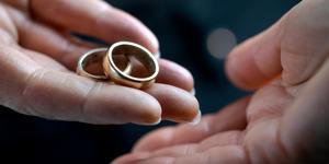 Tätt efter Sandviken i skilsmässostatistiken hamnar Gävle, där andelen skilsmässor var 1,47 procent. Bild: Janerik Henriksson / TT