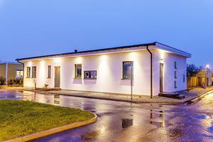 Ett udda hus på Bessemergatan. Foto: Ralph Welin/Skandiamäklarna
