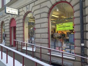 Hamm och Nilsson koncentrerar butiksverksamheten till Prästgatan.