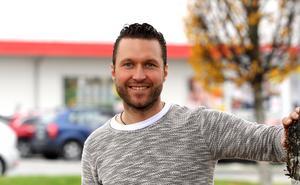 Martin Smolinski stortrivs i Masarna och tvekade aldrig att förlänga kontraktet när han blev tillfrågad.
