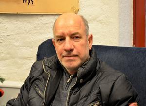 Abdulrazaq Kareem, 47 år, textilarbetare, Stöde.