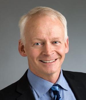 Johan Wiklund, vd på Fagersta Stainless. Foto: Fagersta Stainless