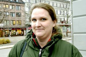 Louise Lundquist, 36 år, jurist, Gävle: