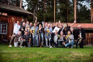Alla vinnare på Guldklaven 2019. Foto: Anton Ryvang