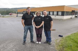 I somras köpte paret Aronsson fastigheten i Nacksta, inte långt ifrån den ICA-affär de driver i området.