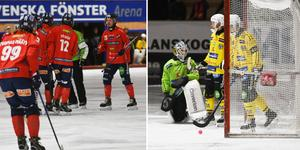 Edsbyn körde över Broberg i premiären och vann till slut med 10–1.
