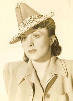 Kay Linaker 1930. Foto: Okänd